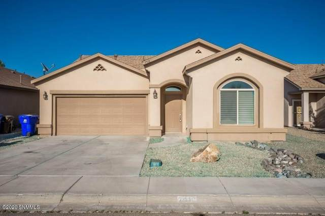 7518 Sierra Bella Place, Las Cruces, NM 88012 (MLS #2001361) :: Better Homes and Gardens Real Estate - Steinborn & Associates