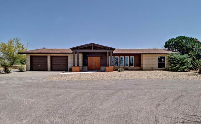 4015 Tamarisk Road, Las Cruces, NM 88011 (MLS #2001376) :: Better Homes and Gardens Real Estate - Steinborn & Associates
