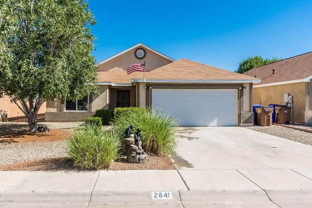 2841 Meriwether Street, Las Cruces, NM 88007 (MLS #2001378) :: Arising Group Real Estate Associates