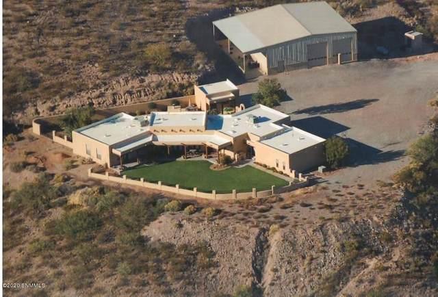 150 Tahnee Mara Street, Rincon, NM 87940 (MLS #2001386) :: Better Homes and Gardens Real Estate - Steinborn & Associates