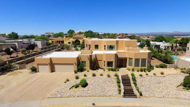 3550 Canyon Ridge Arc Avenue, Las Cruces, NM 88011 (MLS #2001426) :: Agave Real Estate Group