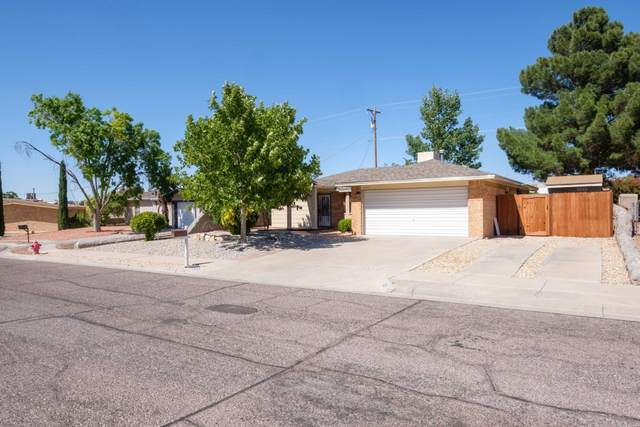 1058 Lowell Road, Las Cruces, NM 88001 (MLS #2001434) :: Better Homes and Gardens Real Estate - Steinborn & Associates
