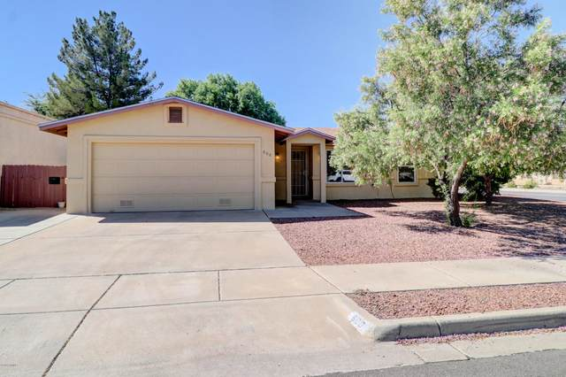 600 Turner Avenue, Las Cruces, NM 88005 (MLS #2001437) :: Better Homes and Gardens Real Estate - Steinborn & Associates