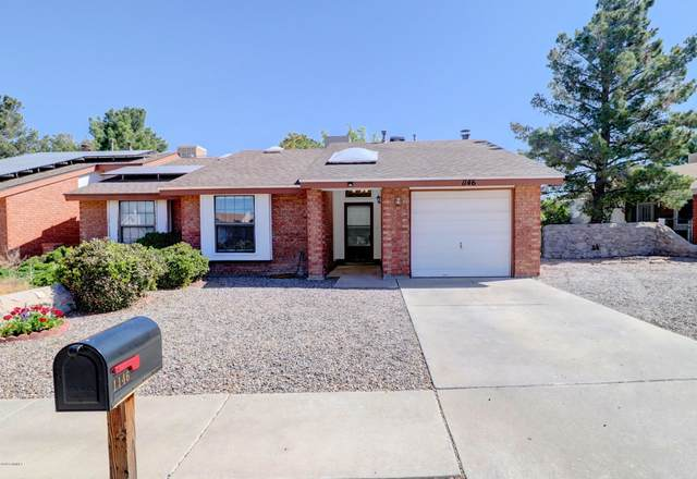 1146 N Willow Street, Las Cruces, NM 88001 (MLS #2001440) :: Better Homes and Gardens Real Estate - Steinborn & Associates