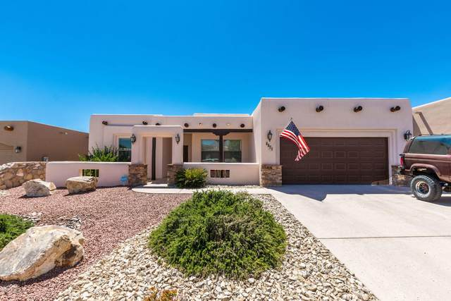4471 Maricopa Circle, Las Cruces, NM 88011 (MLS #2001442) :: Better Homes and Gardens Real Estate - Steinborn & Associates