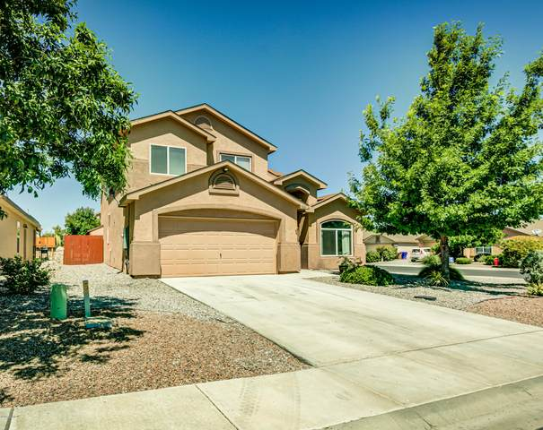 5821 Desert Mesa Place, Las Cruces, NM 88012 (MLS #2001450) :: Better Homes and Gardens Real Estate - Steinborn & Associates