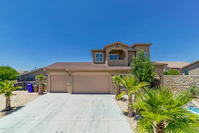 7415 Sierra Luz Drive, Las Cruces, NM 88012 (MLS #2001471) :: Better Homes and Gardens Real Estate - Steinborn & Associates