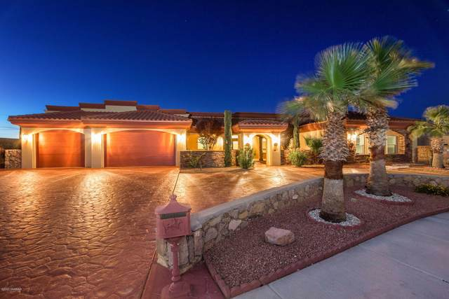 4462 Purple Sage Drive, Las Cruces, NM 88011 (MLS #2001479) :: Better Homes and Gardens Real Estate - Steinborn & Associates