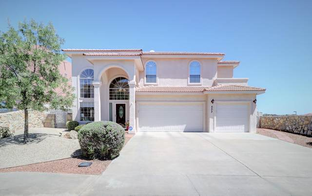 533 Corona Del Campo Loop, Las Cruces, NM 88011 (MLS #2001484) :: Better Homes and Gardens Real Estate - Steinborn & Associates