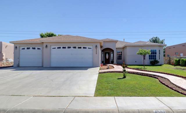 4582 Mesa Moreno Drive, Las Cruces, NM 88011 (MLS #2001485) :: Better Homes and Gardens Real Estate - Steinborn & Associates