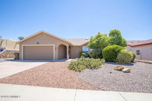 4801 Hilda Drive, Las Cruces, NM 88007 (MLS #2001492) :: Arising Group Real Estate Associates