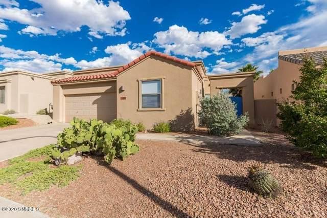 2242 Los Misioneros, Las Cruces, NM 88011 (MLS #2001502) :: Arising Group Real Estate Associates
