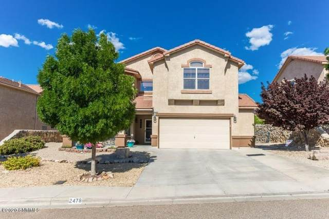 2478 Gila Bend Loop, Las Cruces, NM 88011 (MLS #2001505) :: Better Homes and Gardens Real Estate - Steinborn & Associates