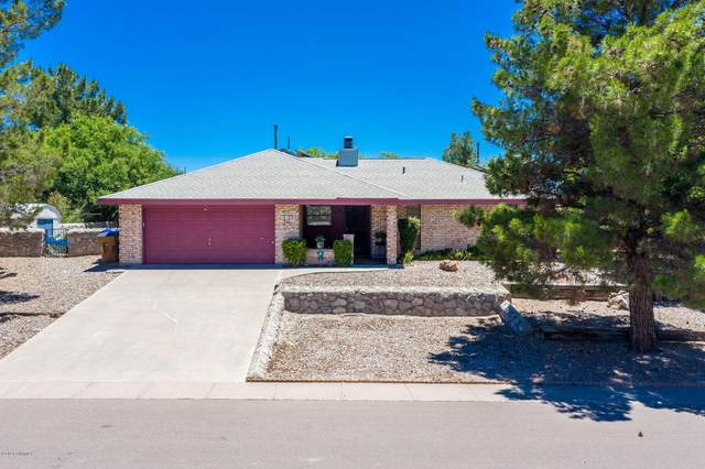 318 O'hair Drive, Las Cruces, NM 88001 (MLS #2001509) :: Agave Real Estate Group