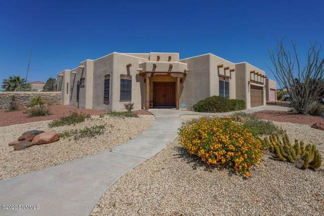 4681 Sun Canyon Court, Las Cruces, NM 88011 (MLS #2001513) :: Better Homes and Gardens Real Estate - Steinborn & Associates