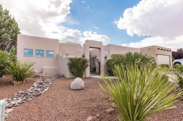 1839 El Segundo Trail, Las Cruces, NM 88011 (MLS #2001515) :: Better Homes and Gardens Real Estate - Steinborn & Associates