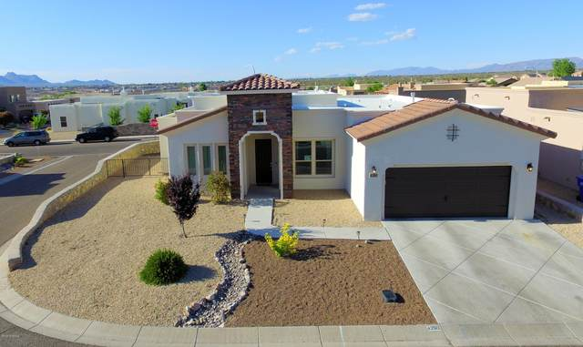 4260 Canterra Arc, Las Cruces, NM 88011 (MLS #2001542) :: Better Homes and Gardens Real Estate - Steinborn & Associates