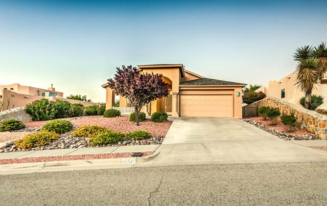 4100 Canyon Ridge Arc, Las Cruces, NM 88011 (MLS #2001544) :: Better Homes and Gardens Real Estate - Steinborn & Associates