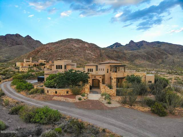 5835 Ladera Canyon Road, Las Cruces, NM 88011 (MLS #2001560) :: Agave Real Estate Group