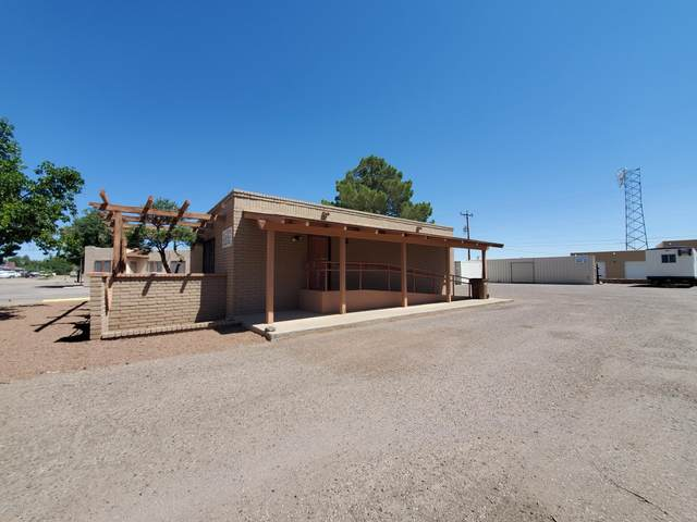 1101 Med Park Drive, Las Cruces, NM 88005 (MLS #2001564) :: Agave Real Estate Group
