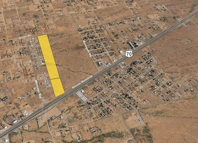 8425 Bataan Memorial West, Las Cruces, NM 88012 (MLS #2001574) :: Arising Group Real Estate Associates