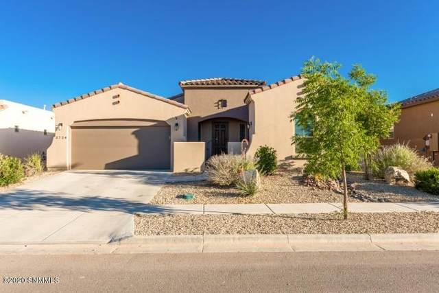 3724 Sienna Avenue, Las Cruces, NM 88012 (MLS #2001589) :: Better Homes and Gardens Real Estate - Steinborn & Associates