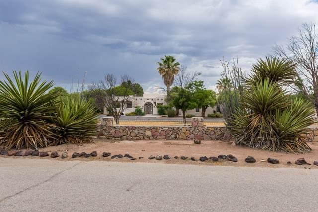 3967 Fiesta Drive, Las Cruces, NM 88005 (MLS #2001608) :: Arising Group Real Estate Associates