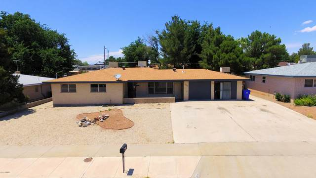 1545 Mariposa Drive, Las Cruces, NM 88001 (MLS #2001612) :: Better Homes and Gardens Real Estate - Steinborn & Associates
