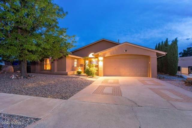 680 Frontier Drive, Las Cruces, NM 88011 (MLS #2001615) :: Better Homes and Gardens Real Estate - Steinborn & Associates