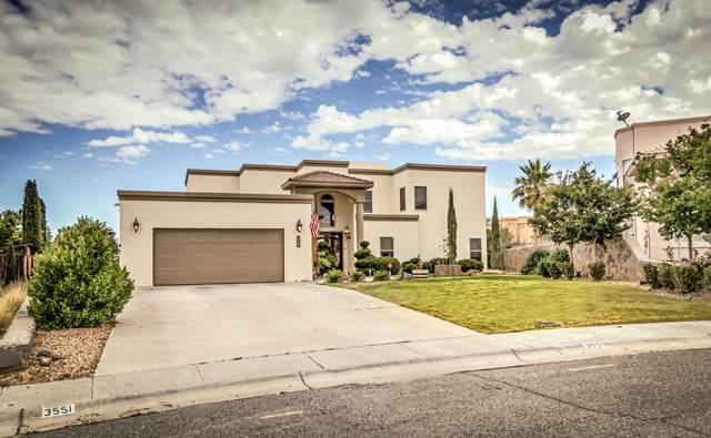 3551 Cactus Gulch Way, Las Cruces, NM 88011 (MLS #2001625) :: Better Homes and Gardens Real Estate - Steinborn & Associates
