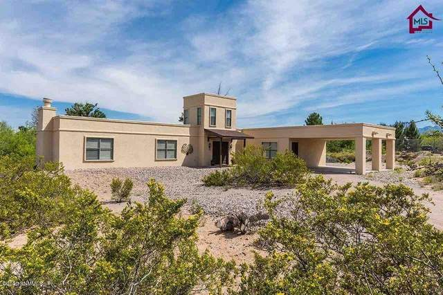 4153 Colt Road, Las Cruces, NM 88011 (MLS #2001643) :: Agave Real Estate Group