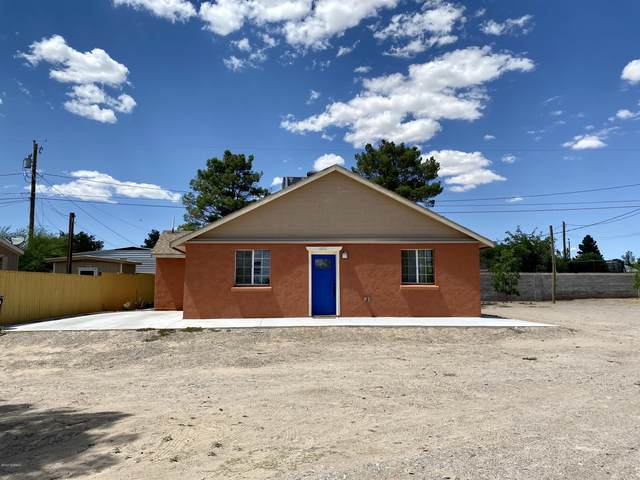 1831 Lincoln Street, Anthony, NM 88021 (MLS #2001653) :: Better Homes and Gardens Real Estate - Steinborn & Associates