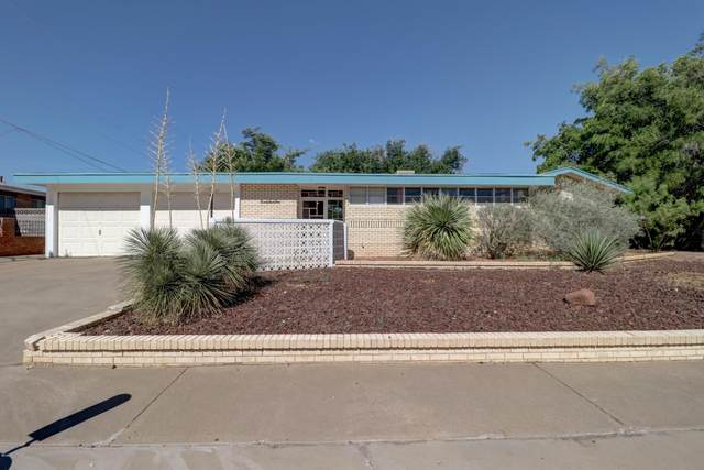 2510 Desert Drive, Las Cruces, NM 88001 (MLS #2001659) :: Better Homes and Gardens Real Estate - Steinborn & Associates