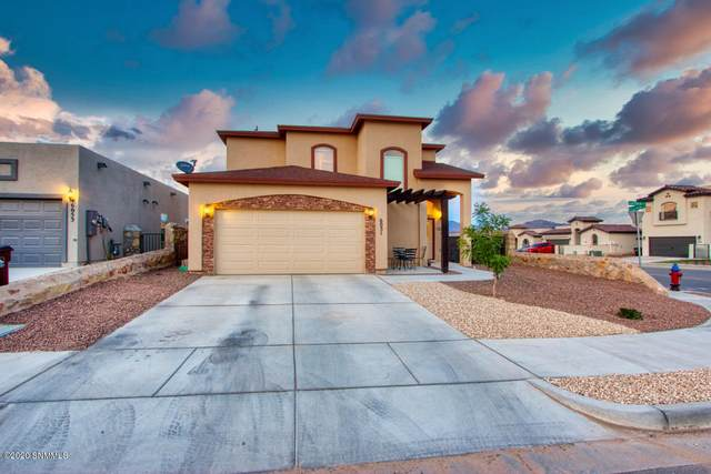 6051 Silver Park Street, Santa Teresa, NM 88008 (MLS #2001662) :: Better Homes and Gardens Real Estate - Steinborn & Associates