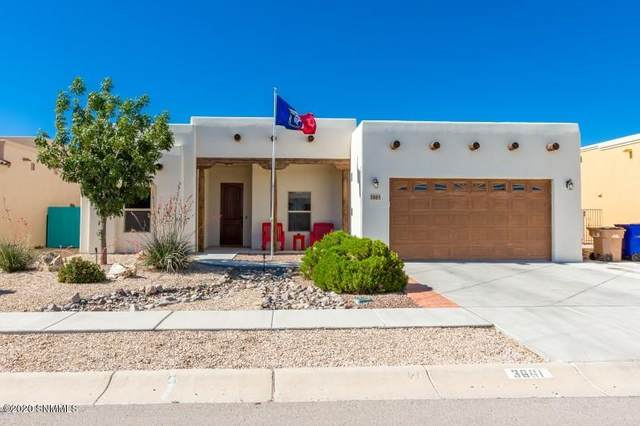 3661 Santa Minerva Avenue, Las Cruces, NM 88012 (MLS #2001679) :: Better Homes and Gardens Real Estate - Steinborn & Associates