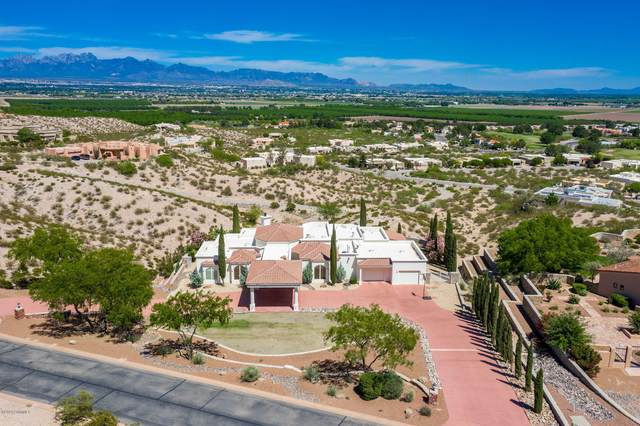 6665 Butterfield Ridge Drive, Las Cruces, NM 88007 (MLS #2001722) :: Las Cruces Real Estate Professionals
