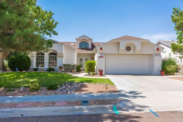 2233 Sunrise Point Road, Las Cruces, NM 88011 (MLS #2001739) :: Arising Group Real Estate Associates