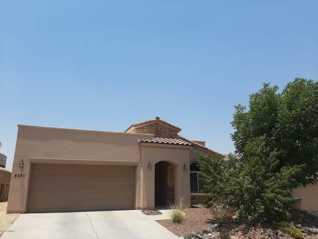 4387 Calle Amarilla, Las Cruces, NM 88011 (MLS #2001740) :: Better Homes and Gardens Real Estate - Steinborn & Associates
