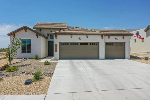 4643 Melrose Road, Las Cruces, NM 88011 (MLS #2001743) :: Better Homes and Gardens Real Estate - Steinborn & Associates