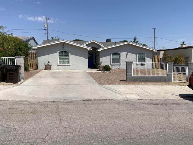 102 Elm Court, Sunland Park, NM 88063 (MLS #2001760) :: Better Homes and Gardens Real Estate - Steinborn & Associates