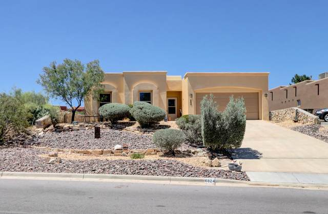 6824 Via Campestre, Las Cruces, NM 88007 (MLS #2001773) :: Better Homes and Gardens Real Estate - Steinborn & Associates