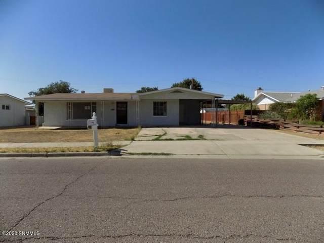 615 Monte Vista Avenue, Las Cruces, NM 88005 (MLS #2001774) :: Better Homes and Gardens Real Estate - Steinborn & Associates