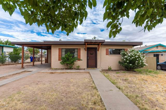 1112 Jett Avenue, Las Cruces, NM 88001 (MLS #2001805) :: Better Homes and Gardens Real Estate - Steinborn & Associates