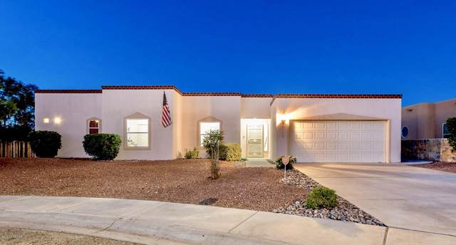 4120 Cree Court, Las Cruces, NM 88005 (MLS #2001808) :: Better Homes and Gardens Real Estate - Steinborn & Associates
