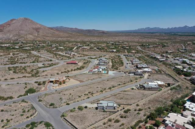1553 Arco De Goya, Las Cruces, NM 88007 (MLS #2001810) :: Las Cruces Real Estate Professionals