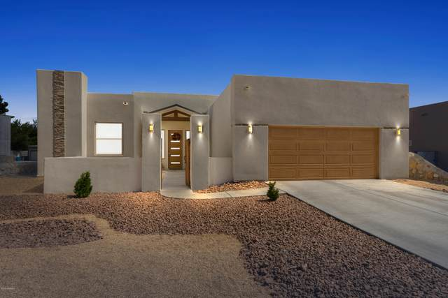 302 Wall Avenue, Las Cruces, NM 88001 (MLS #2001825) :: Arising Group Real Estate Associates