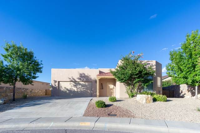 4574 Ladder Court, Las Cruces, NM 88012 (MLS #2001826) :: Arising Group Real Estate Associates
