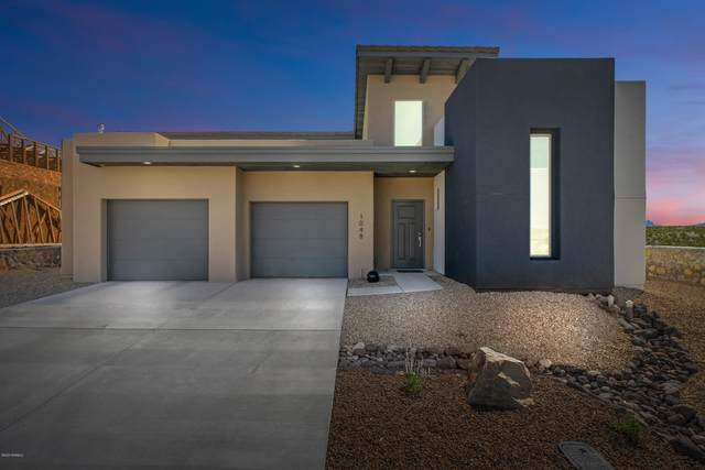 1048 Corte Aguila, Las Cruces, NM 88011 (MLS #2001835) :: Arising Group Real Estate Associates
