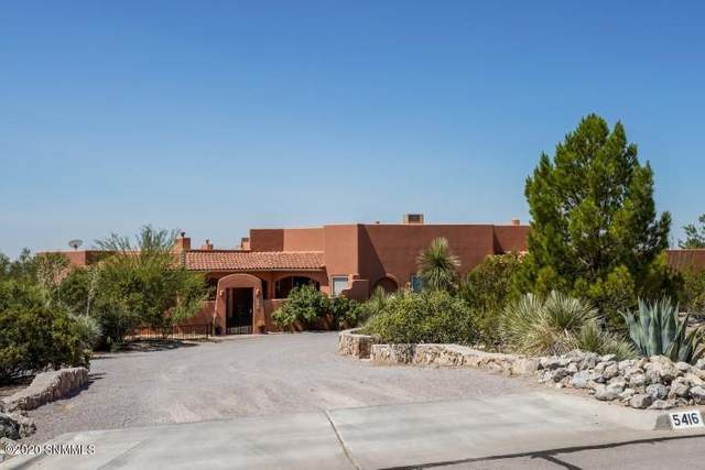 5416 Remington Road, Las Cruces, NM 88011 (MLS #2001842) :: Better Homes and Gardens Real Estate - Steinborn & Associates