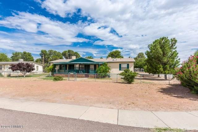 651 King James Avenue, Las Cruces, NM 88007 (MLS #2001853) :: Agave Real Estate Group
